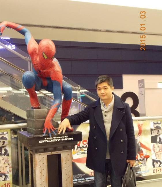 在天津的单身老哥照片
