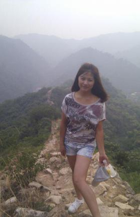 笑笑资料照片_北京征婚交友